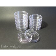 petri dishes 60mm   x10pcs