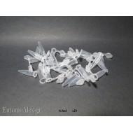 0.5ml eppendorf centrifuge tubes
