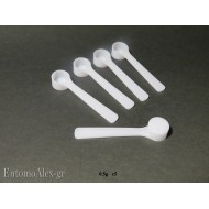 5x   0.5g measuring spoons