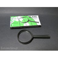 8x handed magnifier glass lens