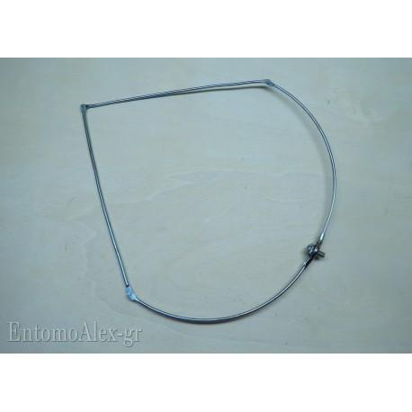 sweep net TEARDROP 38cm folding frame