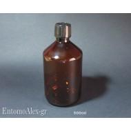 500ml empty bottles screwcap