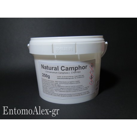 Pure Camphor crystals 250g CAN natural pest repeller