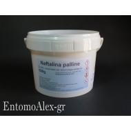 Naftalina cristalli / scaglie 500g x scatole entomologiche antitarme