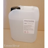 Ethyl Acetate 1000ml killing fluid bottle