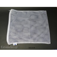 Zipped meshed spare bag 2mm hole x Winkler extractor