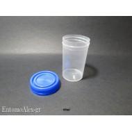 60ml sample container screwcap