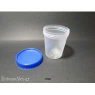 120ml sample container screwcap