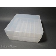 laboratory rack box x36   5ml freezing tubes
