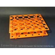 laboratory MULTI RACK tray  x test tubes & eppendorf