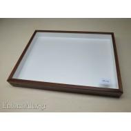 entomological wooden box  39x52 BROWN