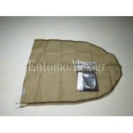 BUTTERFLY NET BAG GREEN 60x120