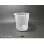500ml measuring graduated beaker