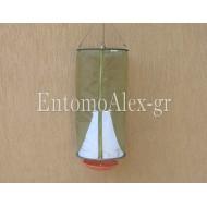 30x60 butterfly ftuit trap hanging zipped mesh net