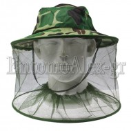 mosquito protection mesh net hat