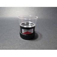 10x eye loupe magnifier glass lens