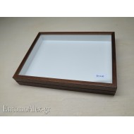 wooden box  30x40 BROWN